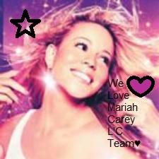 Mariah Carey..