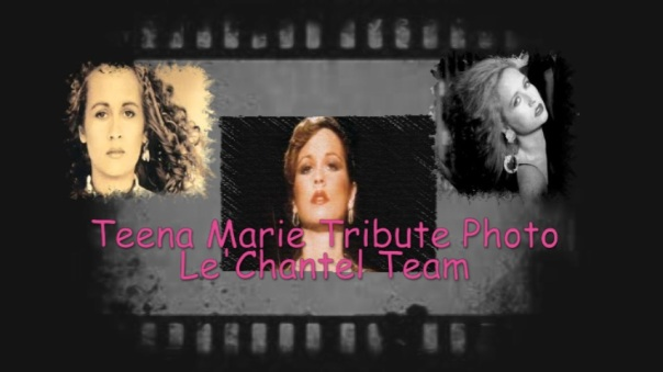 Teena Marie Tribute Photo...