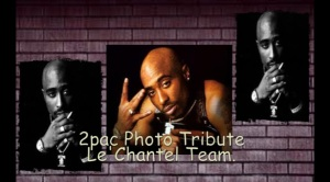 2pac Photo Tribute.