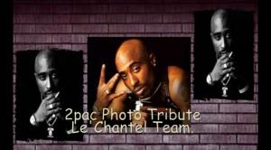 2pac Photo Tribute.