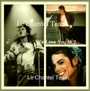 We Love You Michael.