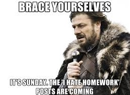 Brace yourselves  2424