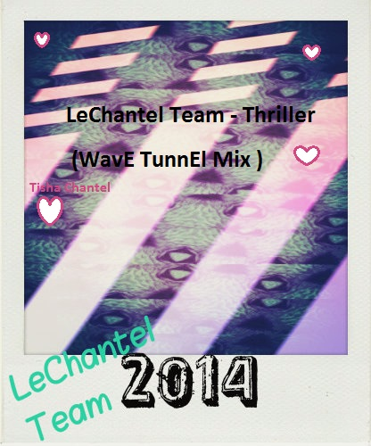 LeChantel Team Thriller Pic 2014