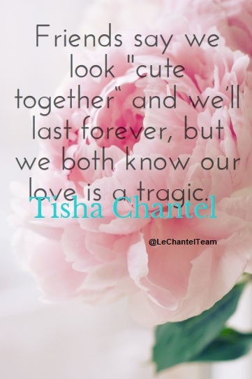 Our love is a tragic